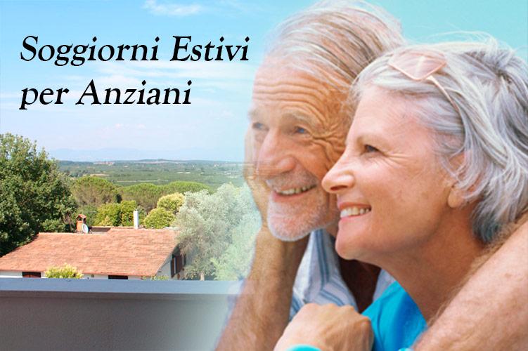 Odp servizi for Soggiorni estivi per anziani